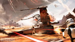 Star Wars Battlefront: annunciata la nuova modalità Turning Point