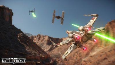 Star Wars Battlefront: la beta partità durante i primi giorni di ottobre