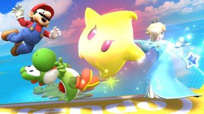 Super Smash Bros: il prossimo aggiornamento introdurrà tante novità