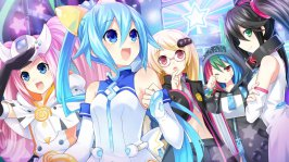 Superdimension Neptune VS Sega Hard Girls arriva su PS Vita - Recensione