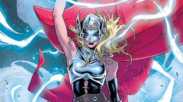 Taika Waititi non è certo che Thor: Love and Thunder seguirà la run di Jason Aaron