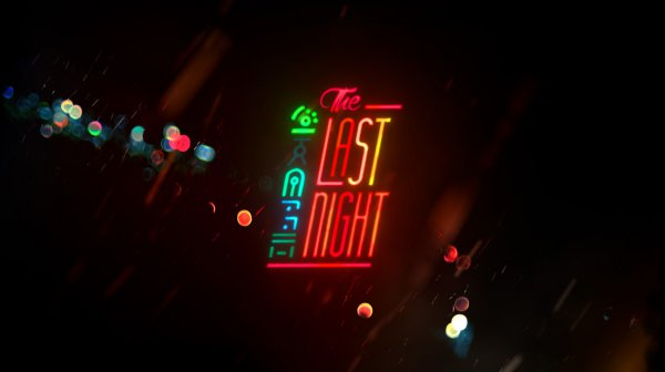 The Last Night: un'avventura post-cyberpunk in pixel art