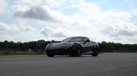 Una Ferrari 599 GTB supera la barriera dei 320 km/h: il video