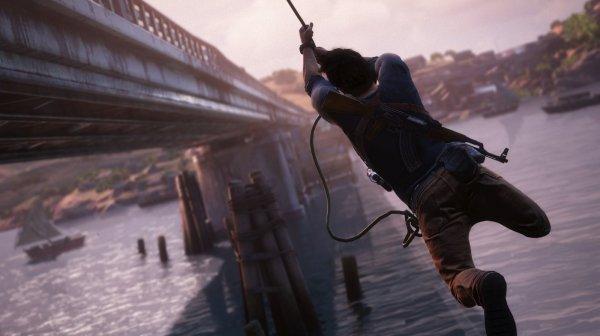 Uncharted 4 A Thief's End: Nathan Drake è più in forma che mai