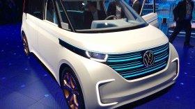 Volkswagen BUDD-e: il ritorno di un mito