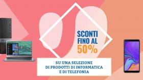 Weekend di sconti fino al 50% da Unieuro: in offerta anche iPhone Xr