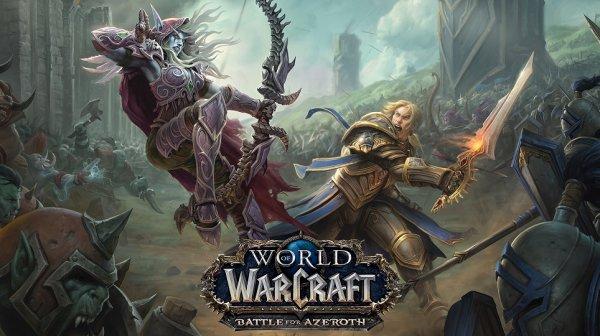 World of Warcraft: presentata la nuova espansione Battle for Azeroth