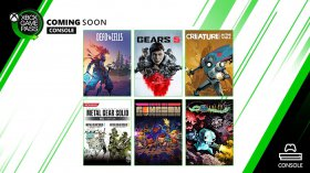 Xbox Game Pass: a settembre arrivano Dead Cells, Gears 5 e Metal Gear Solid HD Edition