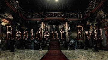 Video Resident Evil HD Remaster