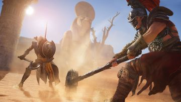 Video Assassin's Creed Origins