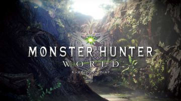 Video Monster Hunter World