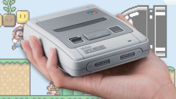 Video Super Nintendo Classic Mini