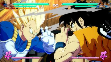 Video dragon ball fighterz: goku, vegeta e freezer in azione nei nuovi video gameplay
