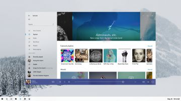 Video microsoft mostra il fluent design a ridosso del fall creators update