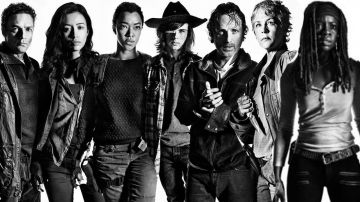 Video the walking dead: preparatevi alla guerra nella nuova stagione! clip