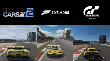 Video gran turismo sport, forza motorsport 7 e project cars 2 in un video confronto