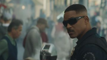 Video bright: will smith chiede agli altri...will smith di promuovere il film!