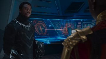 Video black panther: footage inediti nel nuovo trailer internazionale