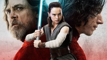 Video star wars: gli ultimi jedi spot tv, rey pronuncia una frase significativa a luke