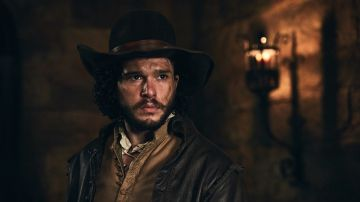 Video gunpowder: trailer ufficiale per la nuova miniserie con kit harington