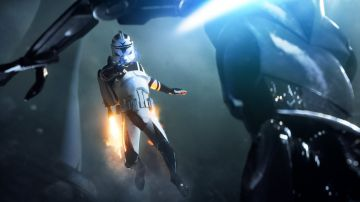 Video digital foundry analizza battlefront 2 su ps4 pro e xbox one x