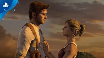 Video naughty dog celebra il 10° anniversario di uncharted con regali e promozioni