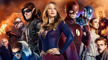 Video e' arrivato il nuovo promo del crossover dell'arrowverse: crisis on earth x!