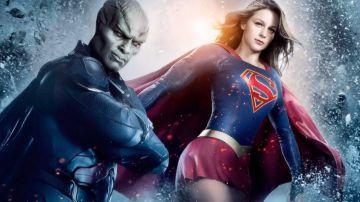 Video supergirl 3: la nuova clip evidenzia i rapporti tesi fra myr'nn e j'onn