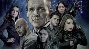 Video il nuovo trailer di agents of s.h.i.e.l.d. 5 ci porta nello spazio