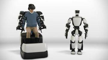 Video toyota mostra il robot in grado di mimare i movimenti degli utenti