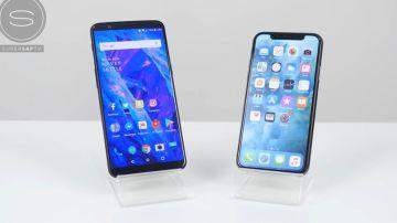 Video oneplus 5t batte iphone x in termini di velocità, il video