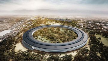 Video apple park: un nuovo video mostra che manca davvero poco al completamento