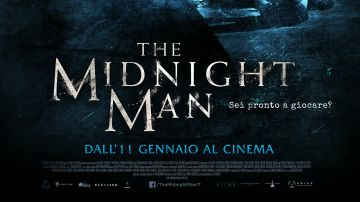 Video the midnight man: sono usciti il terrificante trailer in italiano e il poster dell'horror!