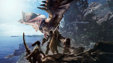 Video monster hunter world: oltre due ore di gameplay dalla beta per playstation 4