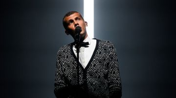 Video stromae ha realizzato una canzone con l'intelligenza artificiale