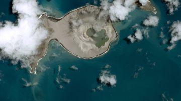 Video hunga tonga: l'emozionante spettacolo della nascita di un'isola racchiuso in un time-lapse