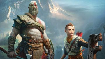 Video god of war: un nuovo video narra la storia di atreus, il figlio di kratos