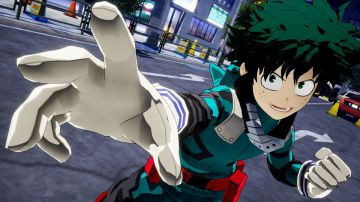 Video my hero academia one's justice uscirà nel 2018 in giappone su ps4 e switch