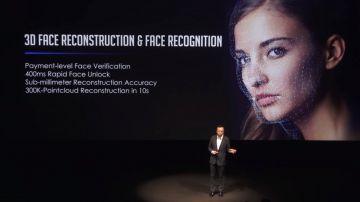 Video anche huawei sulla scia di iphone x: p11 in arrivo con riconoscimento facciale?