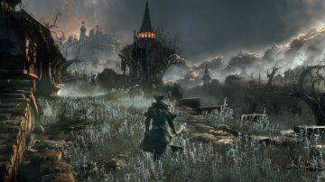 Video bloodborne: un bosss scoperto da un dataminer si mostra in video