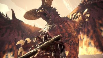 Video monster hunter world: due ore di gameplay dall'open beta con il nergigante
