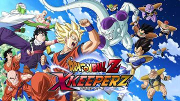 Video dragon ball z x keepers: primo trailer per il nuovo gioco di bandai namco