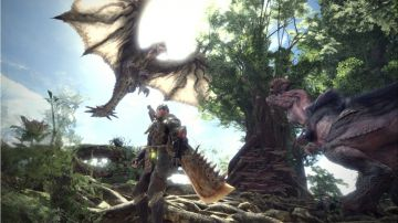 Video monster hunter world: digital foundry confronta le versioni ps4 e ps4 pro