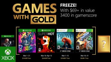 Video superhot e trials of the blood dragon tra i games with gold di marzo