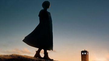 Video bbc ha rilasciato un video in cui viene mostrato il nuovo logo di doctor who