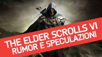 Video the elder scrolls 6: rumor e indiscrezioni sul nuovo gdr bethesda