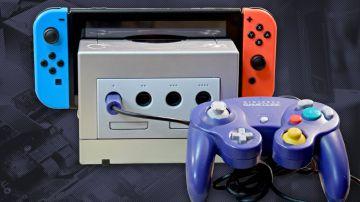 Video avete bisogno di un nuovo dock per switch? che ne pensate di uno a forma di gamecube?