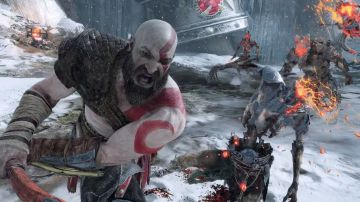 Video digital foundry entusiasta dell'analisi di god of war su playstation 4 pro