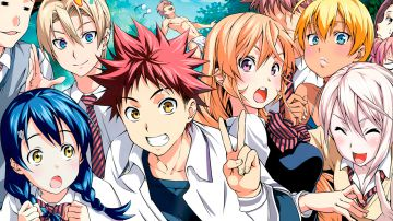 Video trailer e key visual di food wars! the third plate ci mostrano i prossimi rivali di soma!