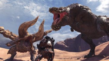 Video monster hunter world: deviljho è disponibile ora con il nuovo aggiornamento